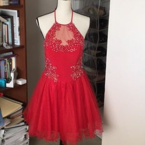Fun and Flirty Homecoming Dress
